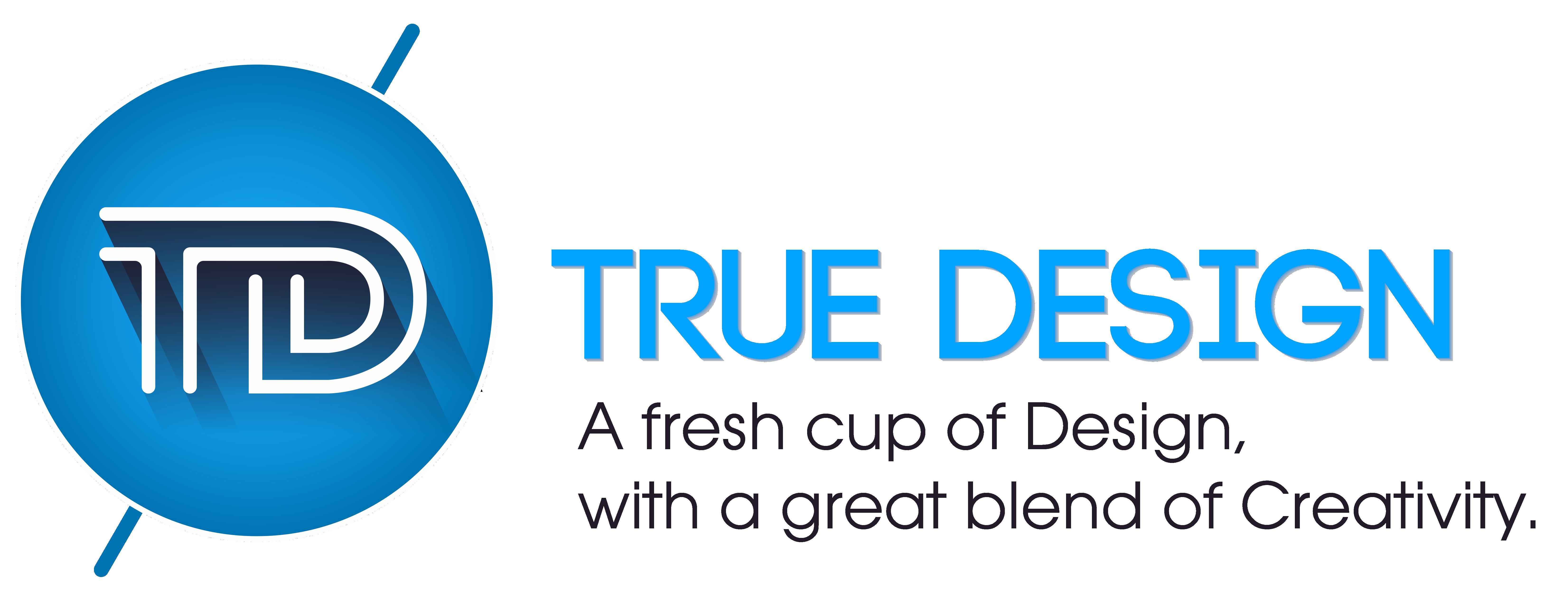 True Design Logo - 2020