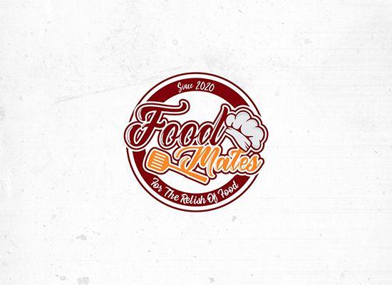 True Design Portfolio_Logo_Food_Mates